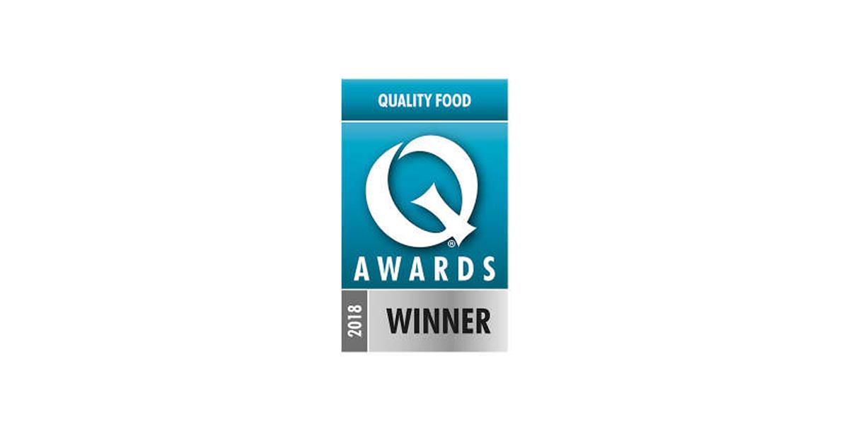 Quality Food Awards 2018